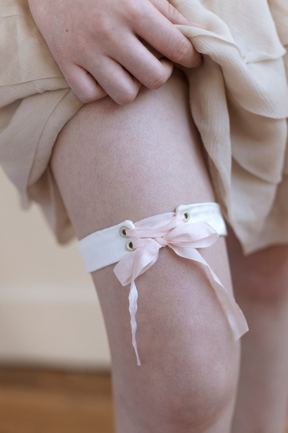 Petite corset style garter - Style 061 - Made to Order