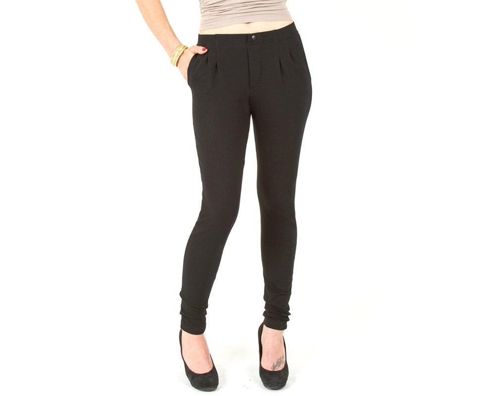 Trouser Style Skinny Sweats