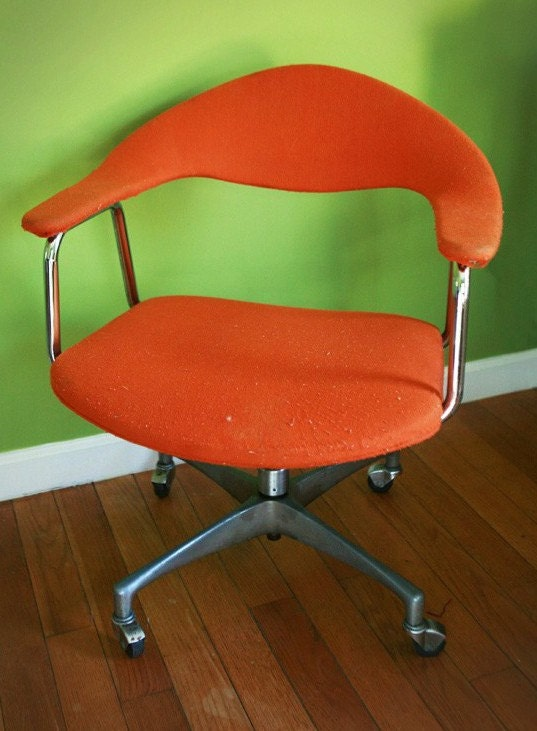 design your own retro office chair