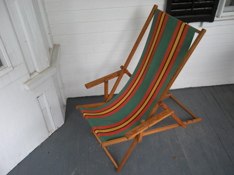 2 Retro Aluminum Retro Folding Lawn Chair ...