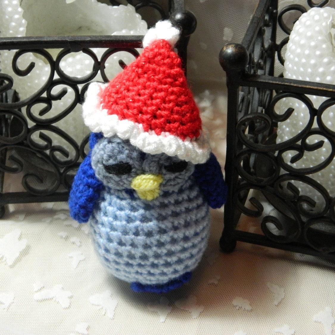 Christmas Owl Stocking Filler