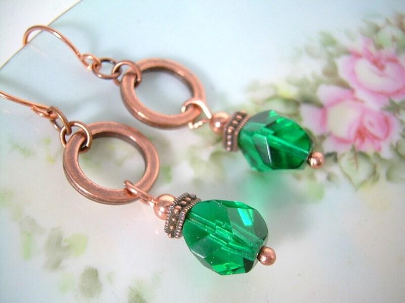 Gaelic Earring Drops