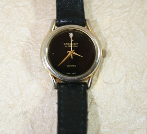 vintage embassy by gruen watch fully by eclecticasiavintage. Black Bedroom Furniture Sets. Home Design Ideas