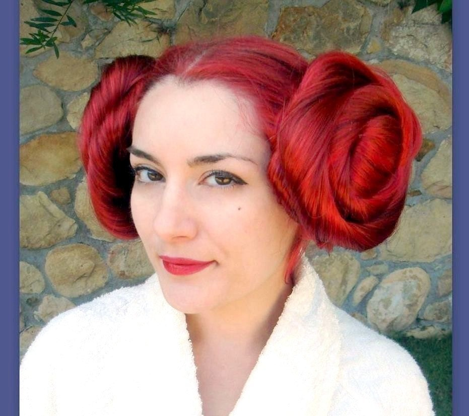 baby princess leia costume. princess leia hairstyles.