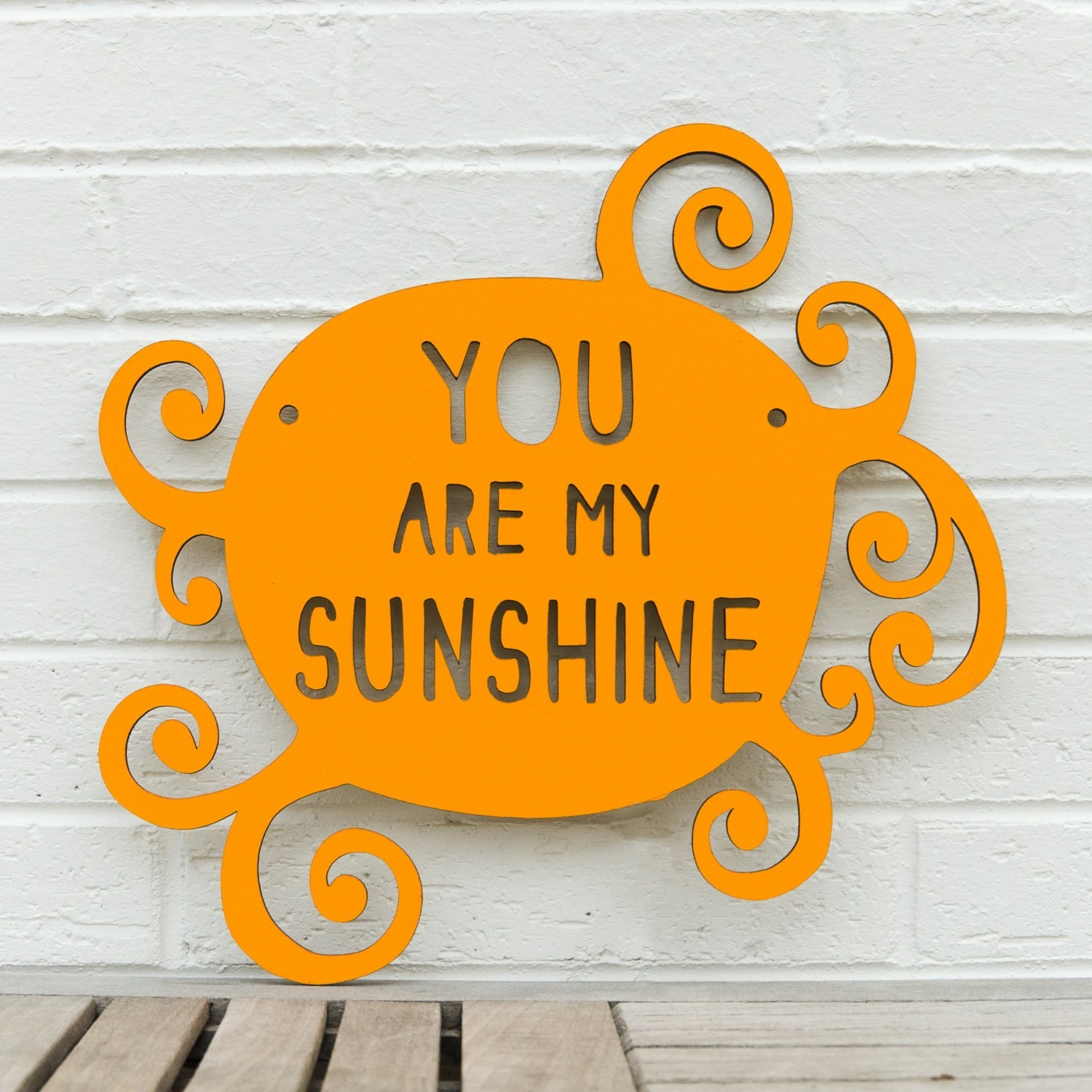 You are my Sunshine (gift for mom, baby, nursery)