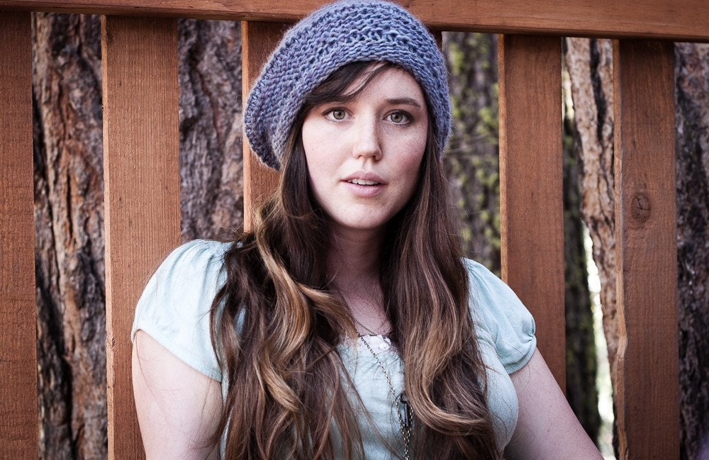 KNITTING PATTERN Yummy Beret PDF