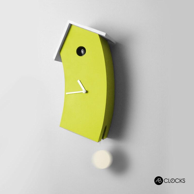 BEND - design cuckoo clock - abclocks