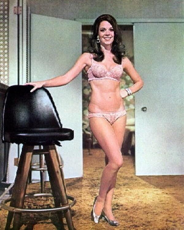 Naked Natalie Wood 119
