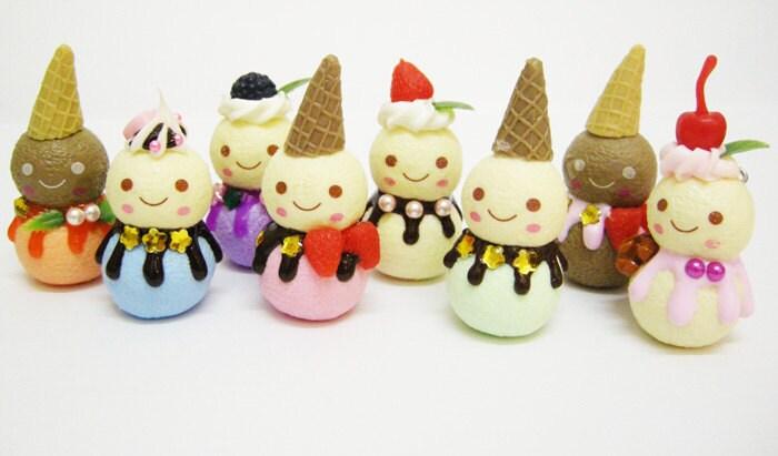 Cute Ice Cream Kawaii cute ice cream scoop