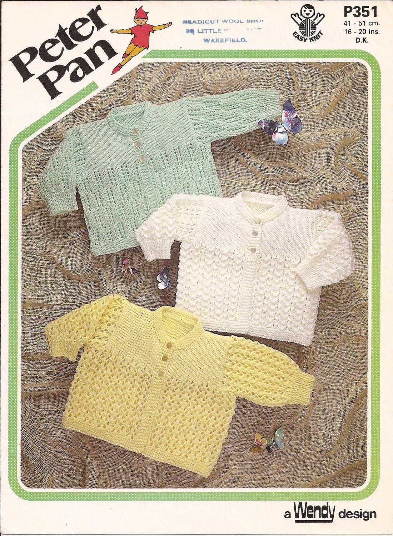 Yeşil, Sarı ve Beyaz bebek hırkaları