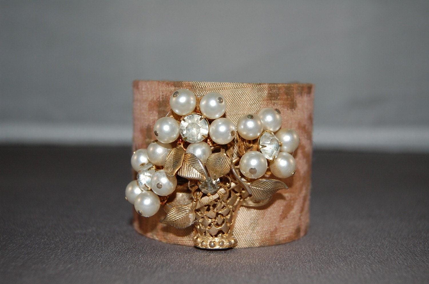 Miss Otis Regrets Cuff Bracelet