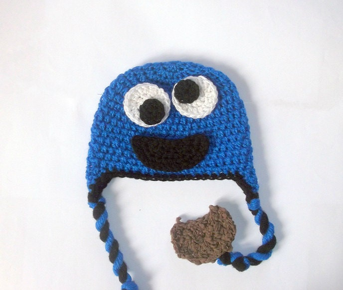Cookie Monster Hat Patterns Diigo Groups