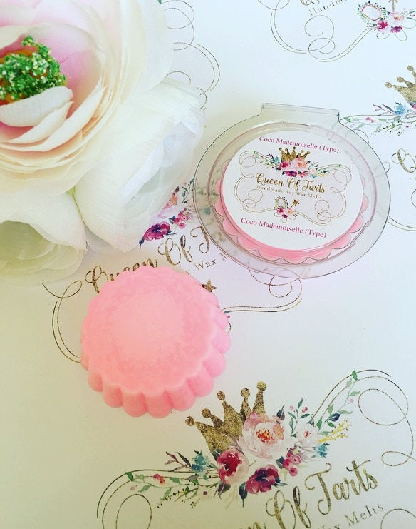 1 Coco Chanel Mademoiselle Dupe Type Soy Wax Tart