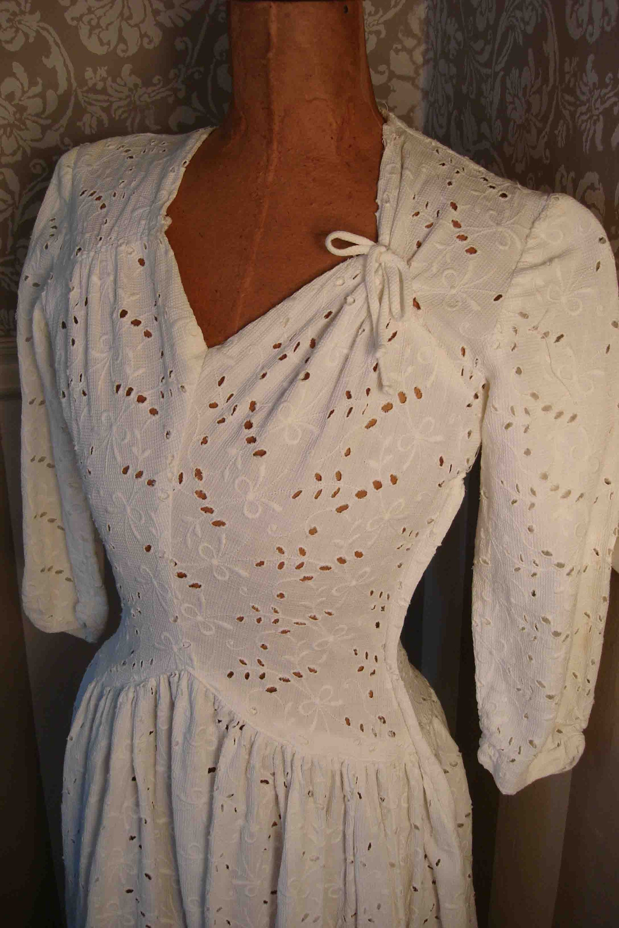 1930 Wedding Gown Petite