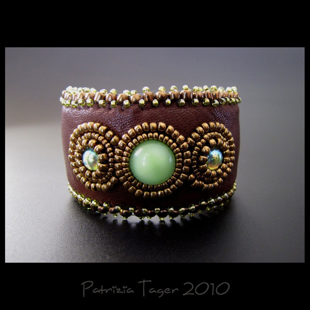 Chocolate Mint - Cuff