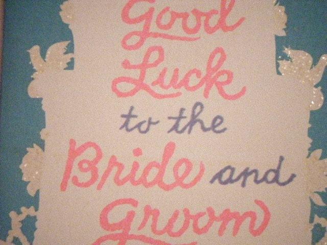 Vintage 1970's Wedding Greeting Cards