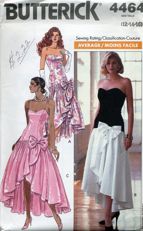 1989 prom dresses styles