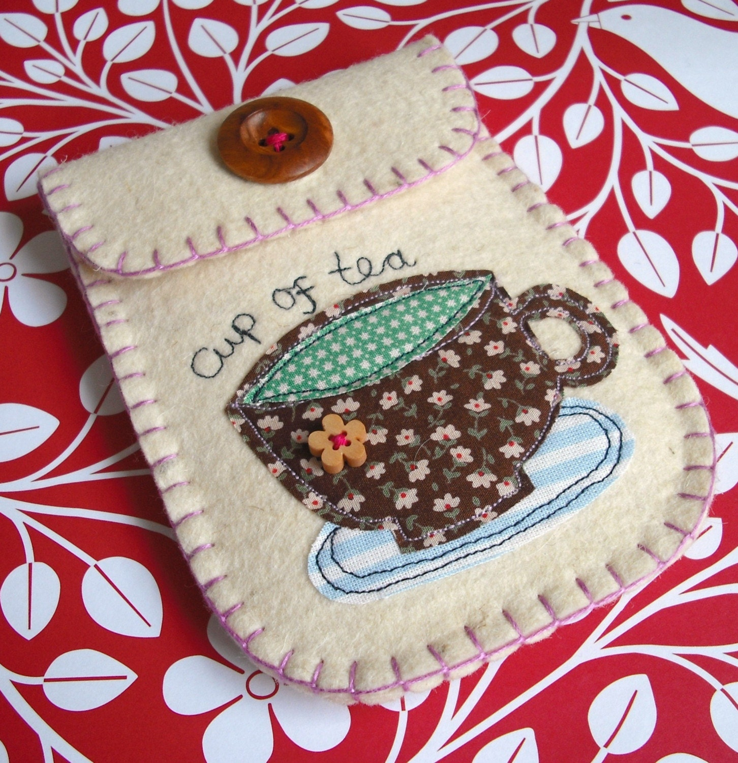 Cup of Tea Pouch