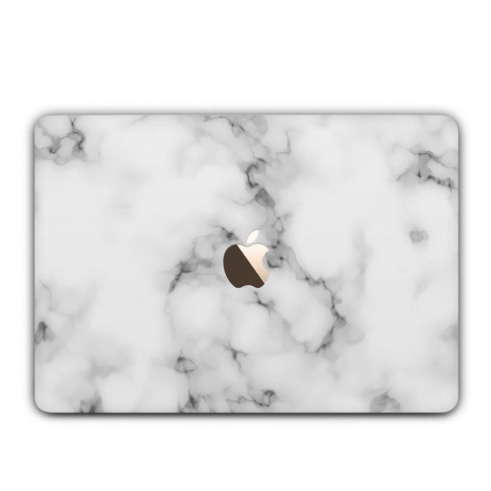 White Marble MacBook Case MacBook Air MacBook Retina  Pro Pro 2016 Pro Retina 11 12 13 15 unique marble design marble hard case