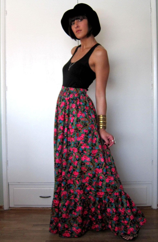 marmar vintage maxi skirts here i come