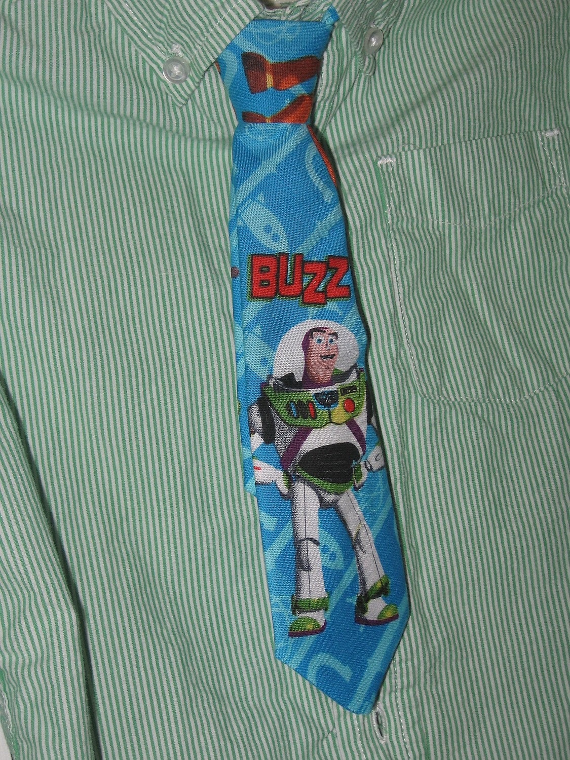 Buzz Lightyear Tie Boys