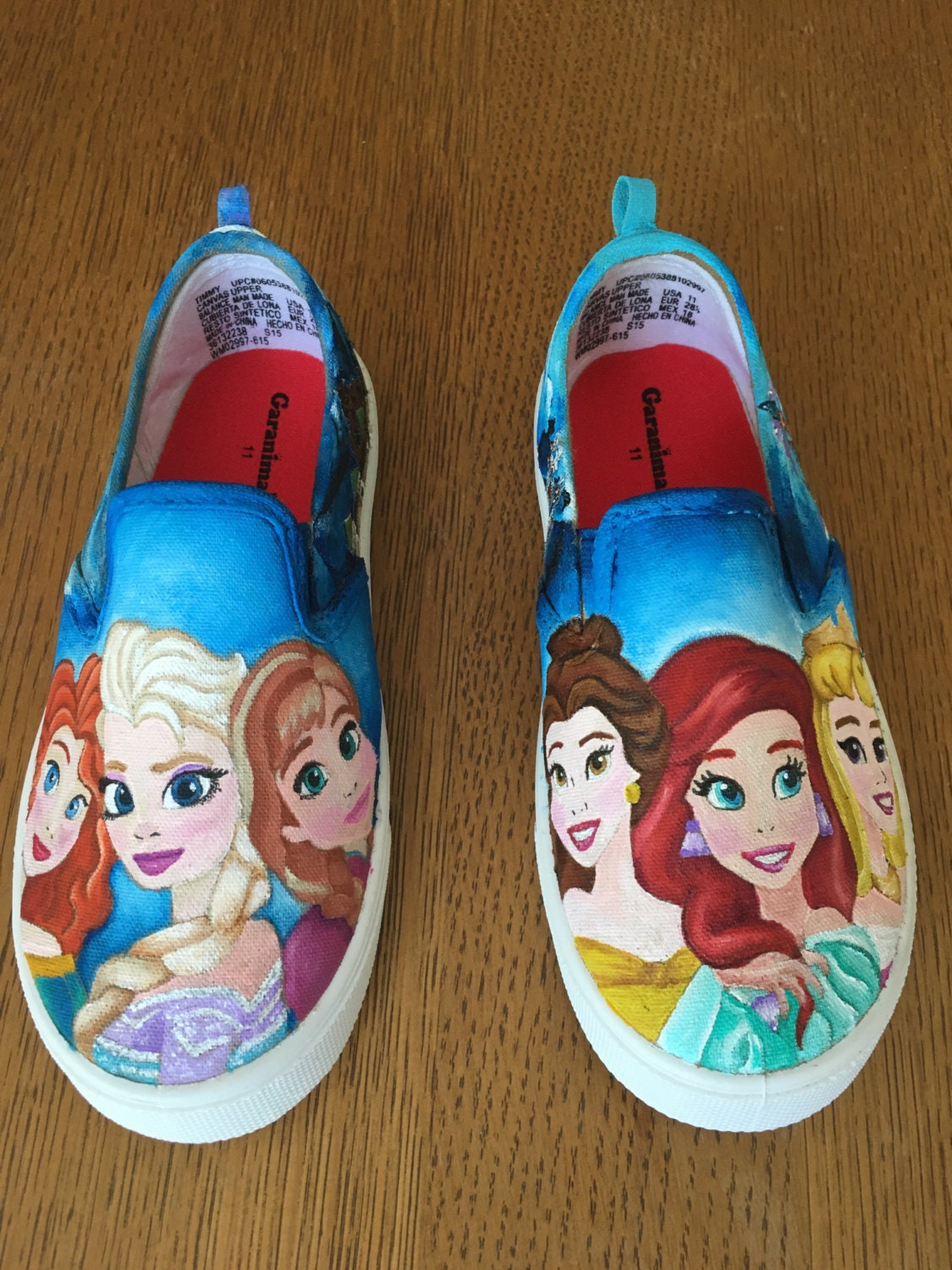Your Dream Princess Shoes Have One Name: Liudmila