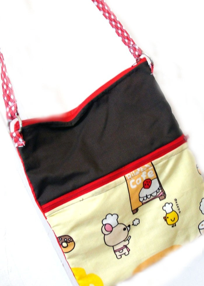 Rilakkuma Cafe Bag