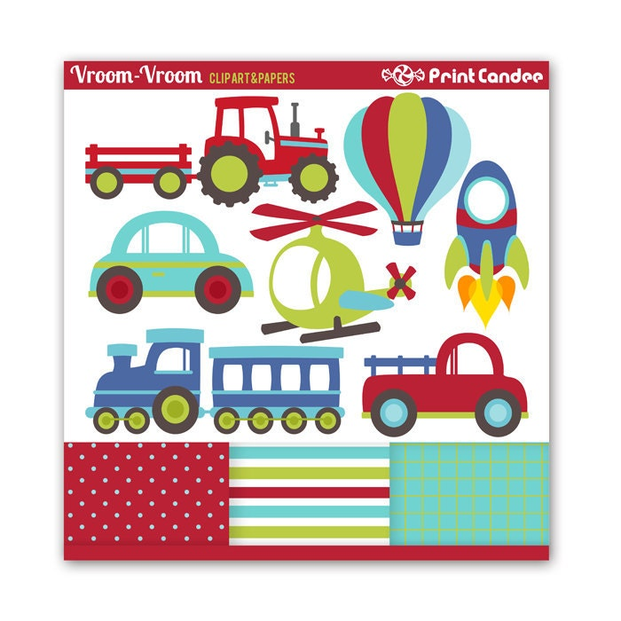 Tractor Clipart For Kids Clip art - personal and