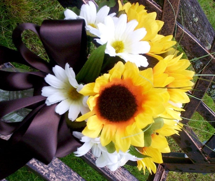 Celebrity Pictures and Wedding: SUNsational Sunflower ...