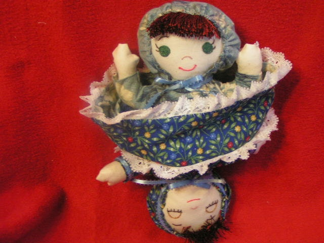 Topsy Turvy Double Doll Blues