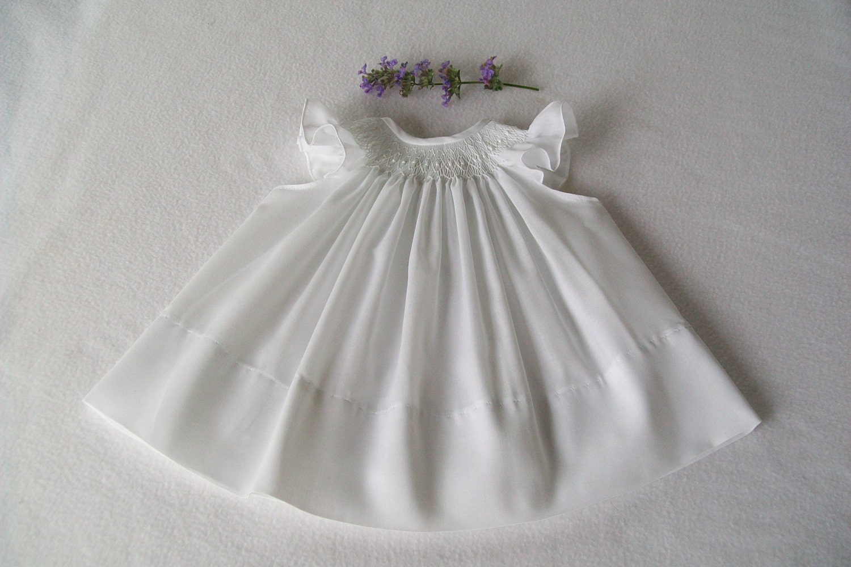 Infant White Dresses - RP Dress