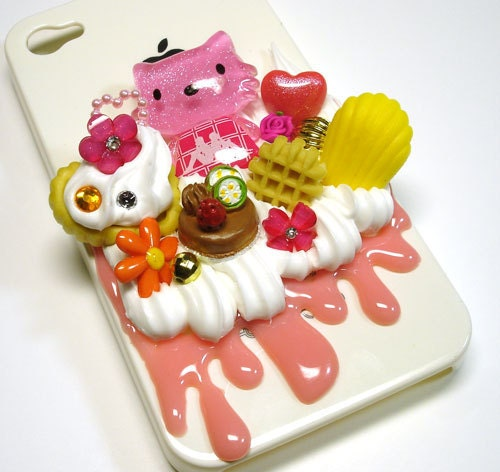 Case mobile phone sweet deco-Blissdeco056-FREE SHIP