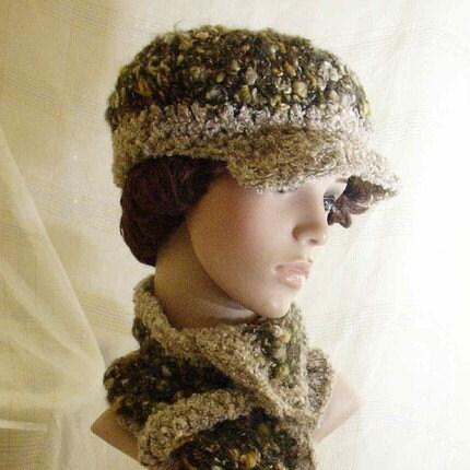 Crochet Pattern Central Baby Hats : CROCHET FREE HAT NEWSBOY PATTERN - Crochet ? Learn How to ...