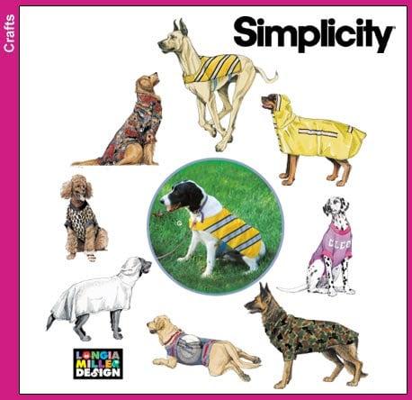 DOG JACKET SEWING PATTERNS | Free Patterns