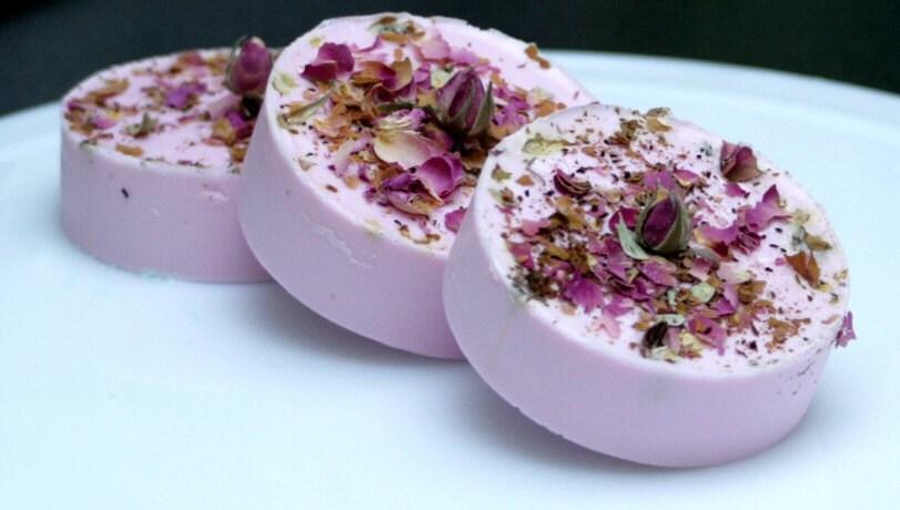 English Garden Rose Soap Kit