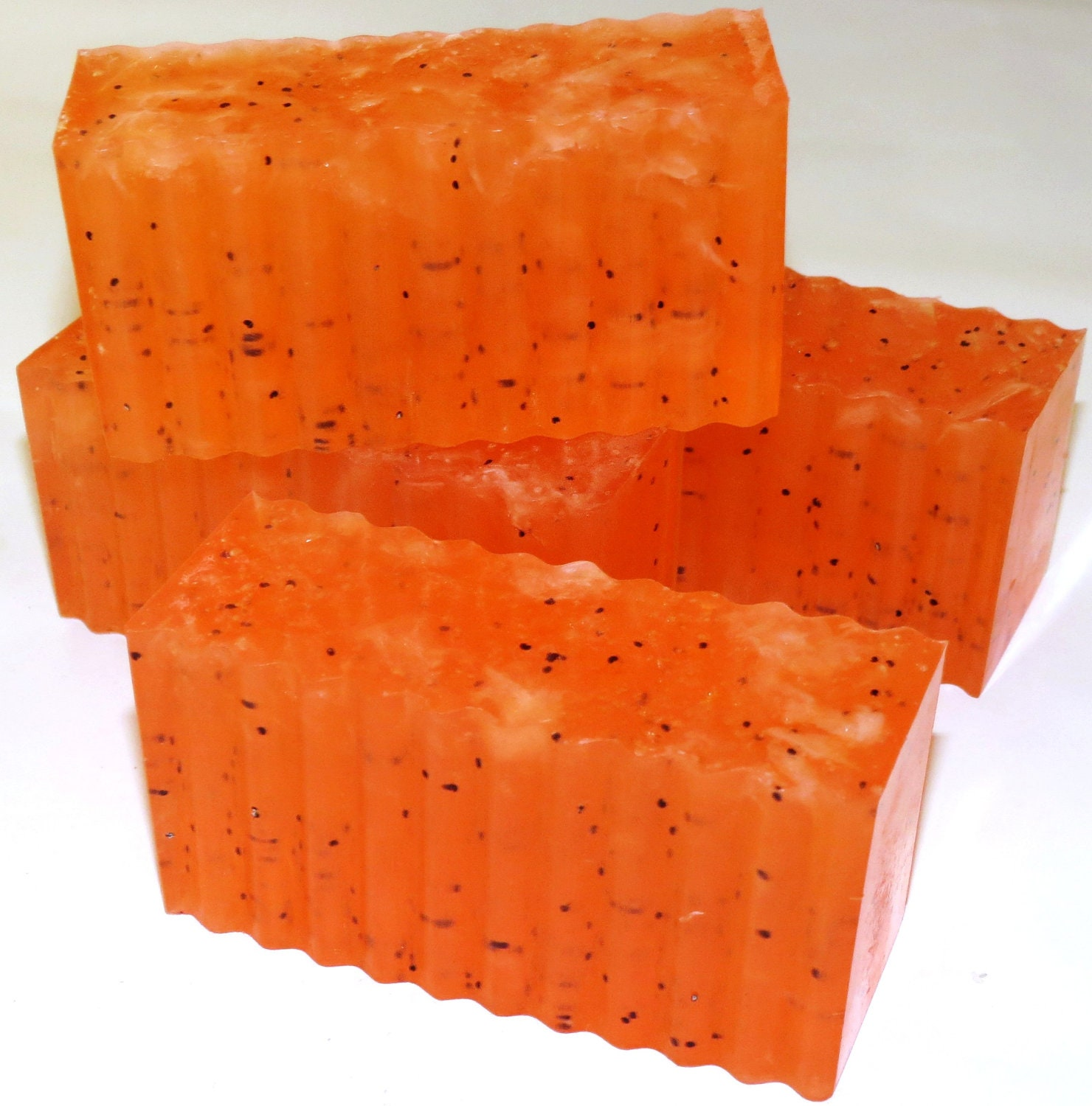 Anise and Orange Soap with Poppy and Jojoba - NaturesPurityBath