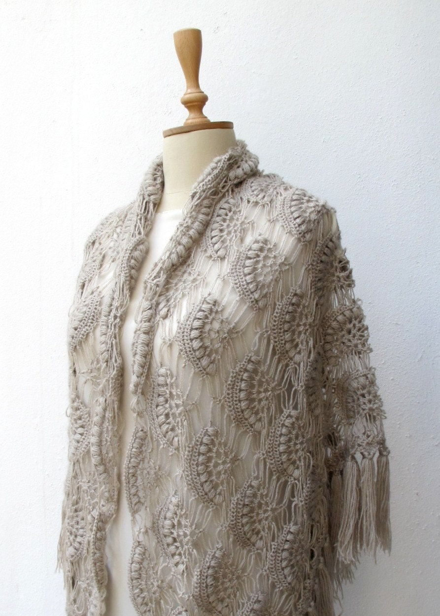 Crochet Shawl And Crochet Wrap Free Patterns - Crochet Freedom