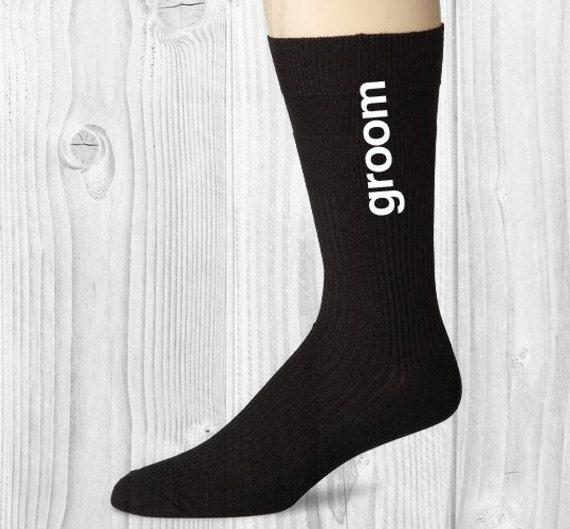 Groom Wedding Socks By Trunkoflove On Etsy