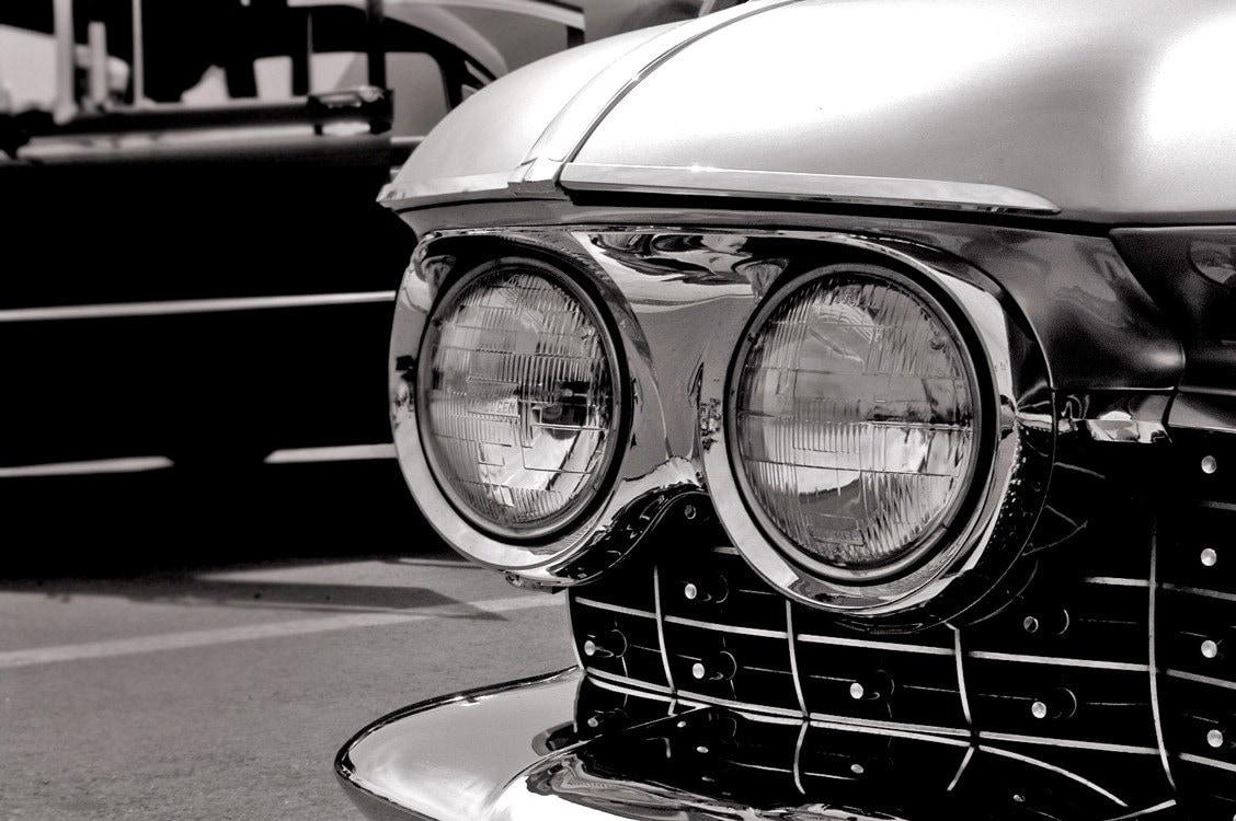 1952 Chevrolet Five Window Stepside Dash