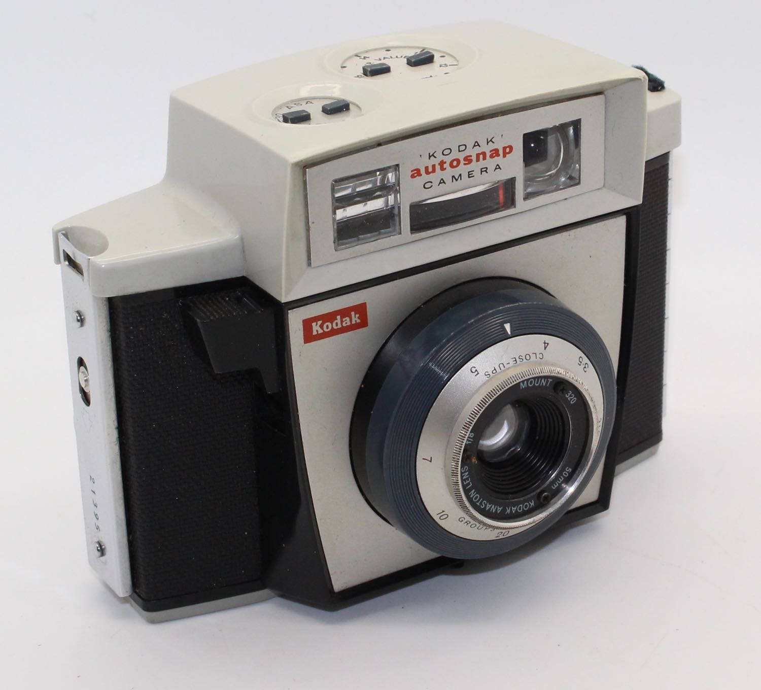 Kodak Autosnap 127 Film Camera with case and working metering  Very good condition and tested  1960s Classic  Lomography