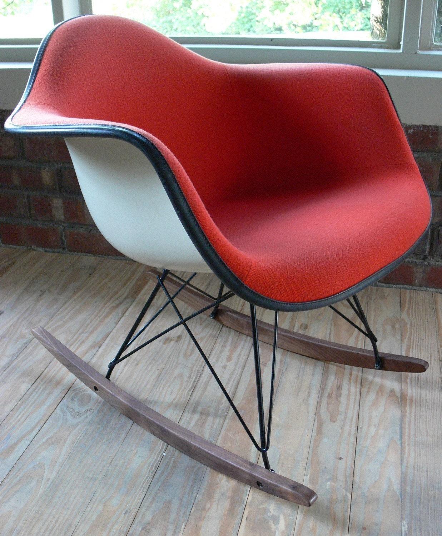 Herman Miller Eames Fiberglass Armchair Rocker