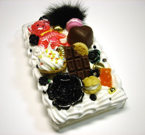 Case mobile phone sweet deco-Blissdeco066-FREE SHIP
