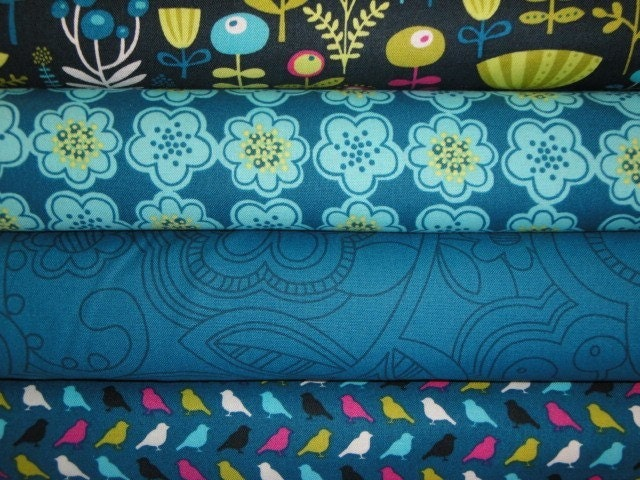 Full Yard Set - Erin McMorris' Park Slope Collection, 4  Yards Total