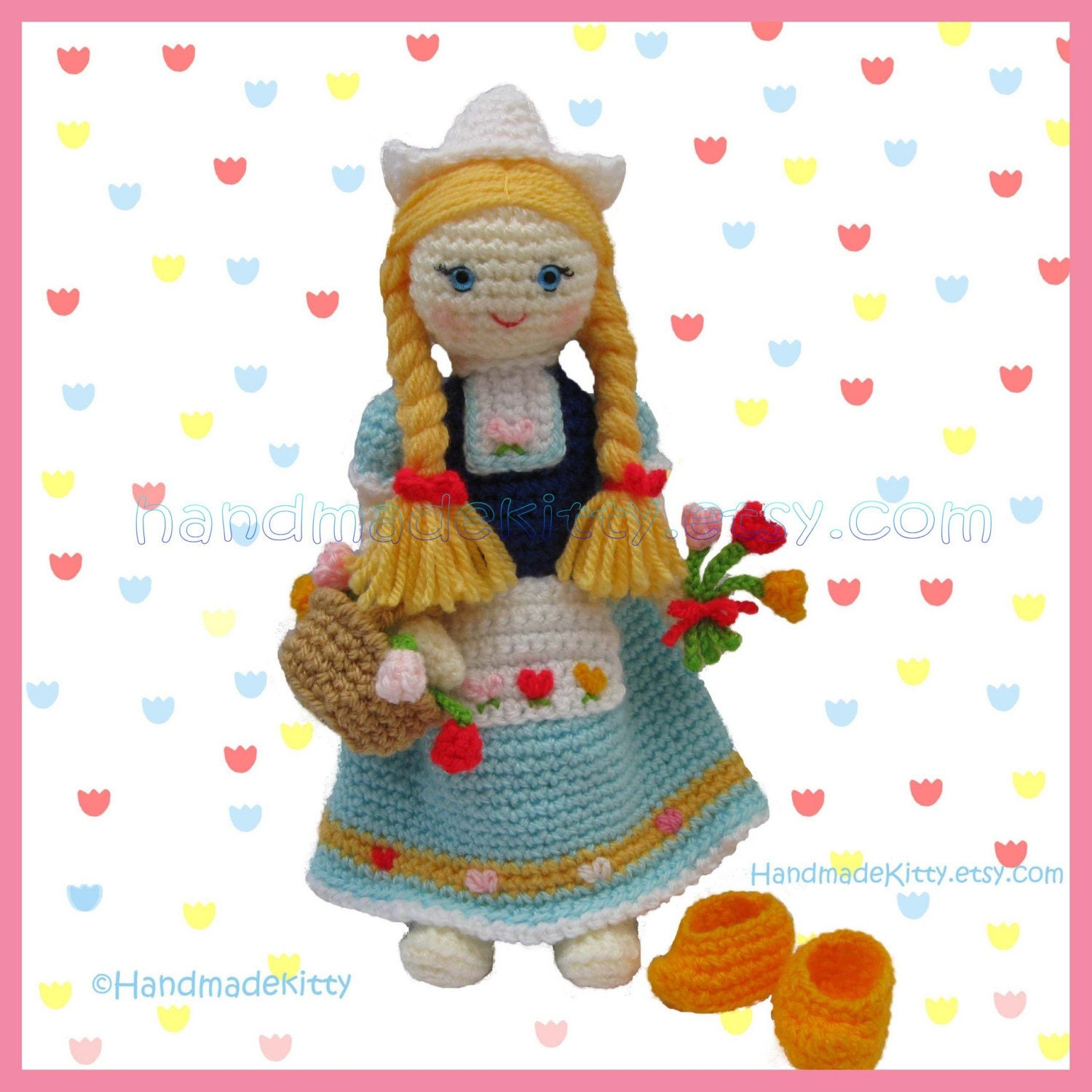 Crochet Patterns: Making Dolls - Free Crochet Patterns
