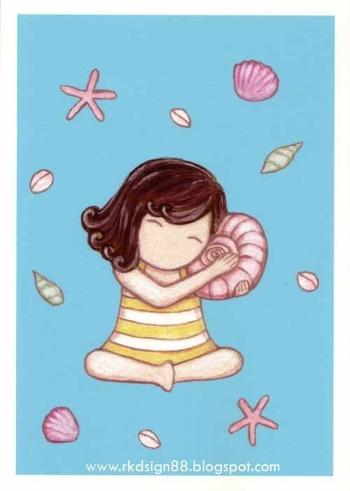 rkdsign88.blogspot.com etsy sea beach pdf fun illustration nursery drawing art print cute whimsical reproduction