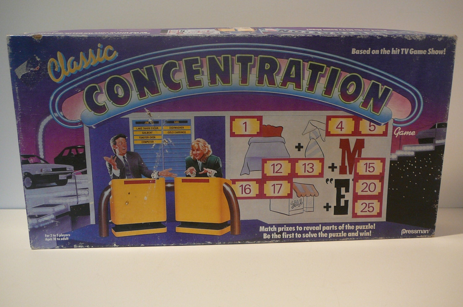 concentration games for adults