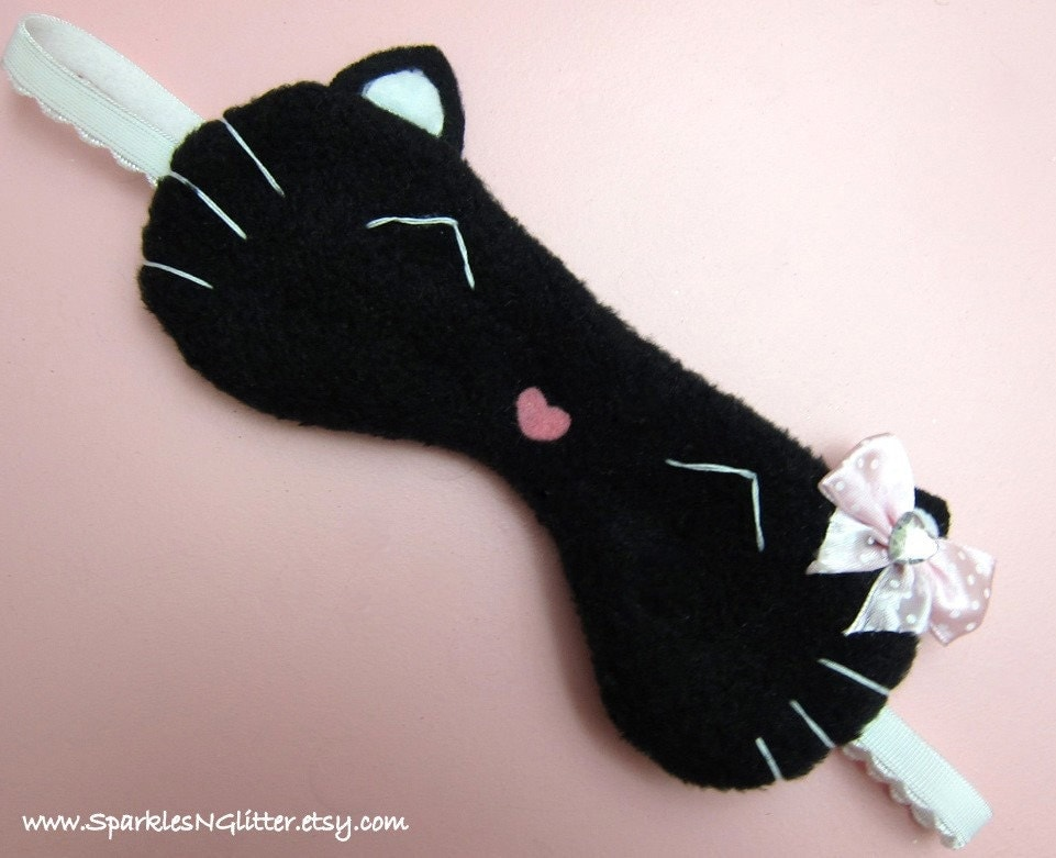 Kitty Cat Sleep Mask