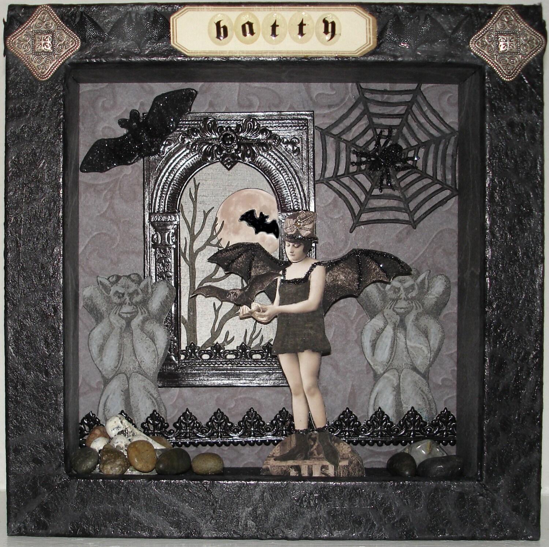 Bronlyn Parapet, Bat Wrangler