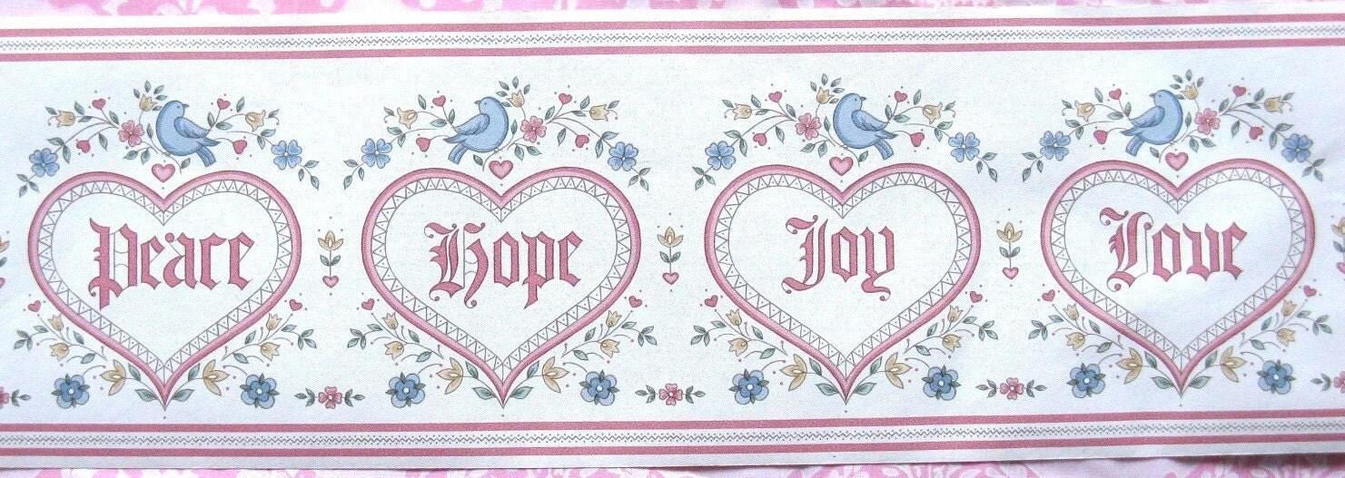 vintage wallpaper border - 8 - Oglercueso: Vintage Wallpaper Border