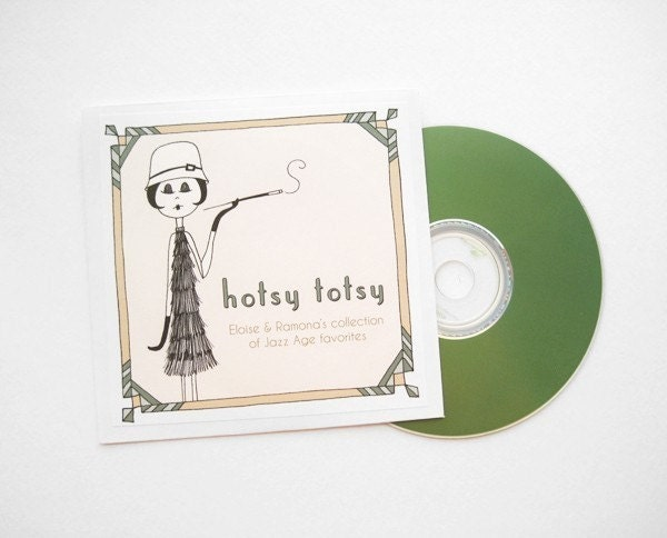 Hotsy Totsy - Eloise and Ramona's collection of Jazz Age favorites